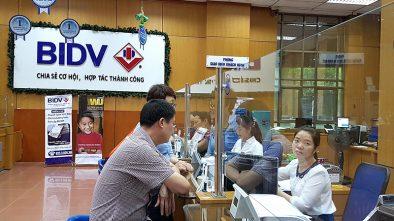 làm thẻ ATM BIDV bao lâu thì lấy được