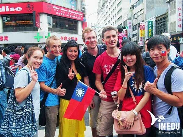tài chính khi du học tại Đài Loan
